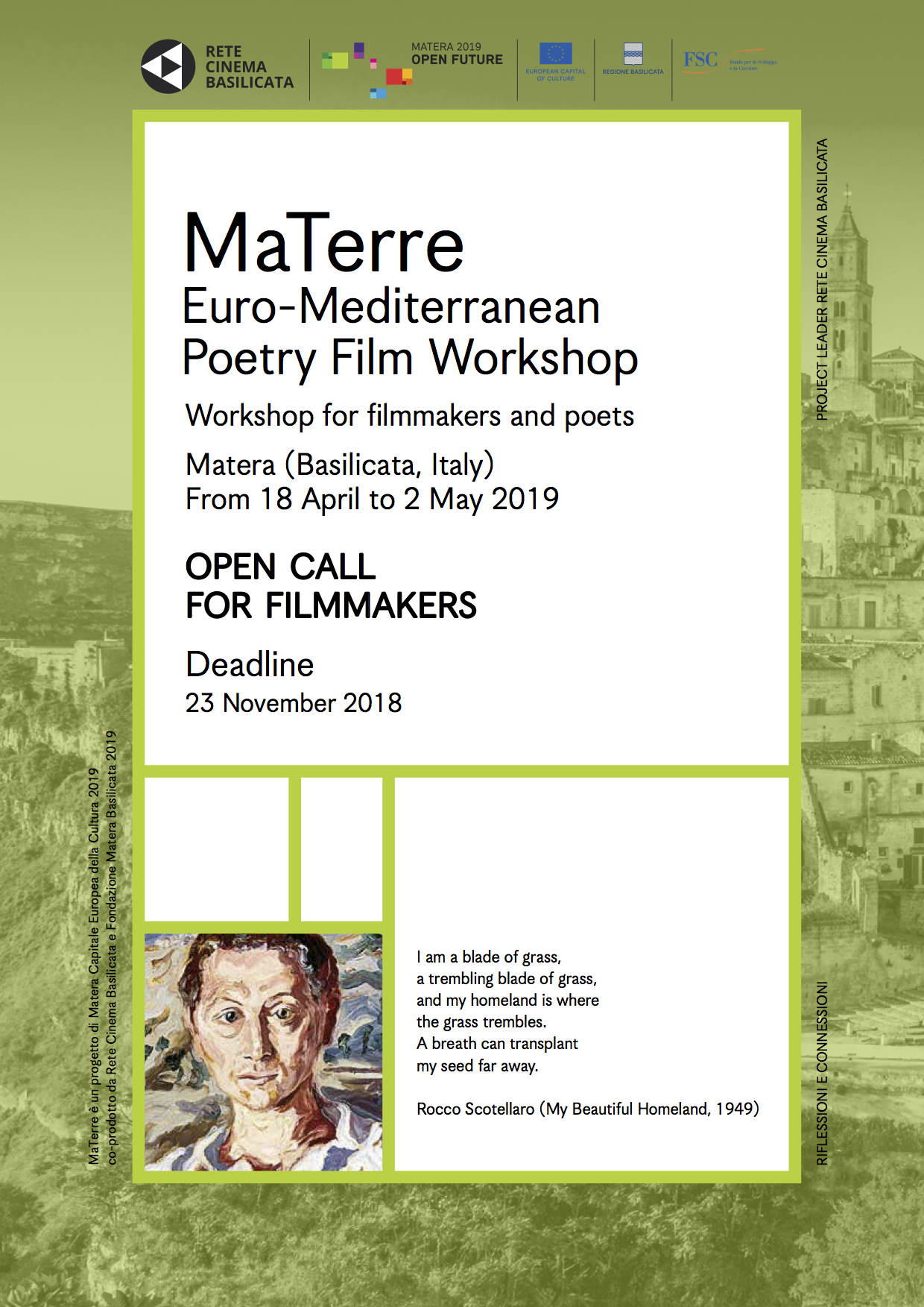 MaTerre2019: Open call filmmakers!